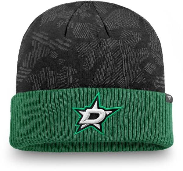 NHL Men's Dallas Stars Iconic Cuff Knit Beanie product image