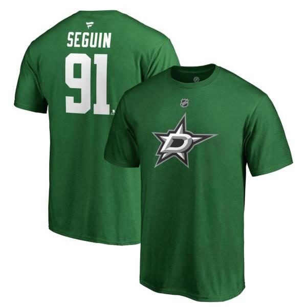NHL Men's Dallas Stars Tyle Seguin #91 Green Player T-Shirt product image