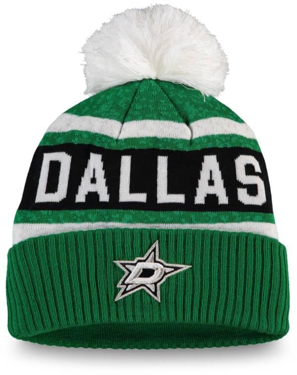 NHL Women's Dallas Stars Pom Knit Beanie product image