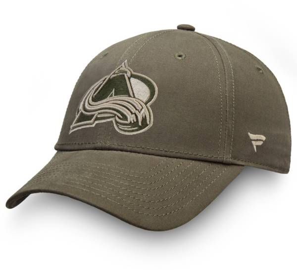 NHL Men's Colorado Avalanche Modern Utility Snapback Adjustable Hat product image