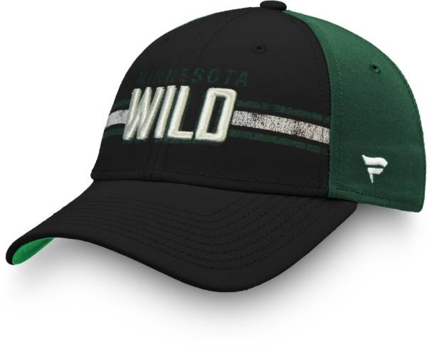 NHL Men's Minnesota Wild Classic Structured Snapback Adjustable Hat product image