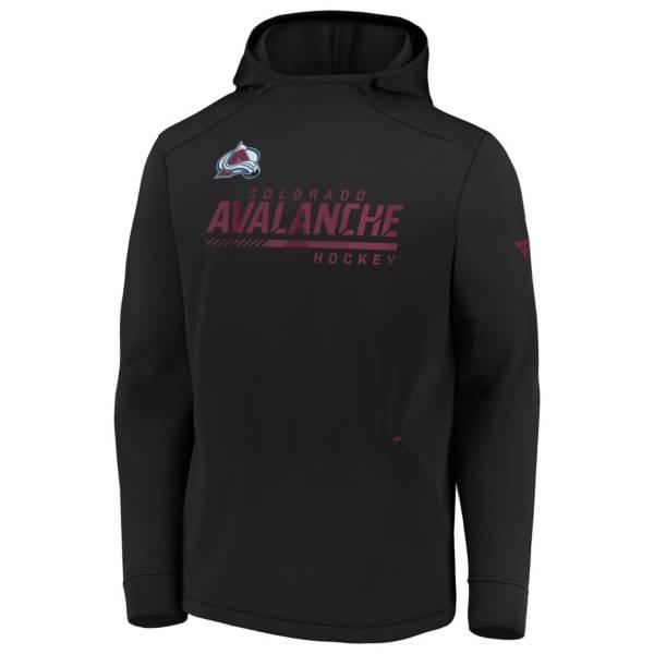NHL Men's Minnesota Wild Travel Black Pullover Sweatshirt product image
