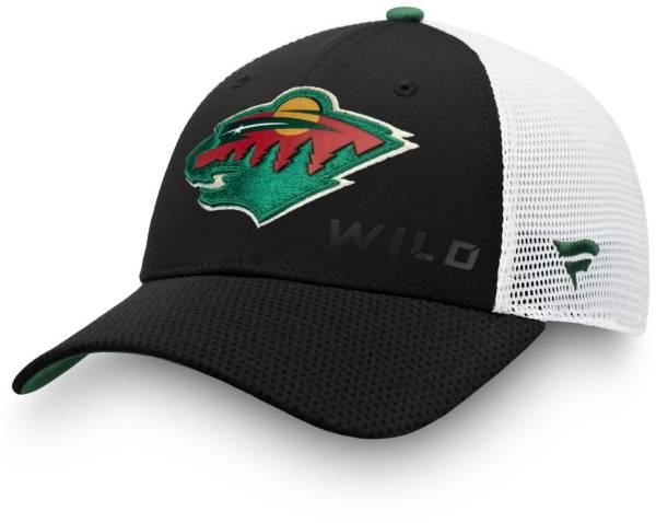 NHL Men's Minnesota Wild Rinkside Adjustable Hat product image