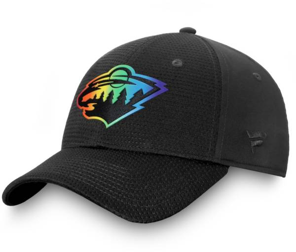 NHL Men's Minnesota Wild Authentic Pro Pride Flex Hat product image
