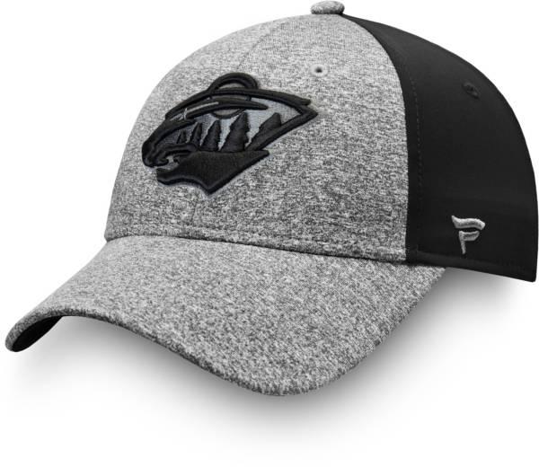 NHL Men's Minnesota Wild Marled Adjustable Hat product image