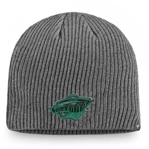 NHL Men's Minnesota Wild Marled Tech Knit Beanie product image