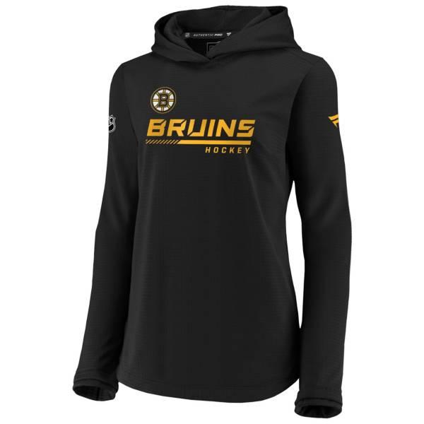 NHL Women's Boston Bruins Travel Black Pullover Sweatshirt product image