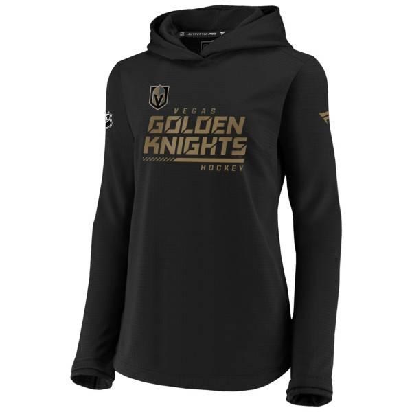 NHL Women's Las Vegas Golden Knights Travel Black Pullover Sweatshirt product image