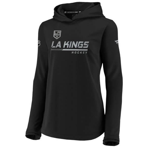 NHL Women's Los Angeles Kings Travel Black Pullover Sweatshirt product image