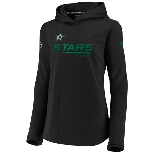 NHL Women's Dallas Stars Travel Black Pullover Sweatshirt product image