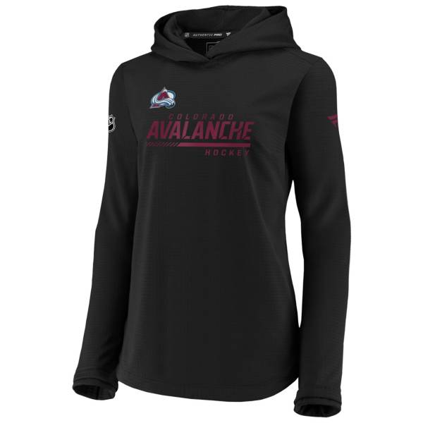 NHL Women's Colorado Avalanche Travel Black Pullover Sweatshirt product image