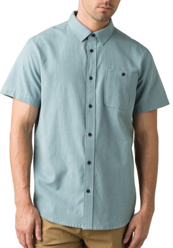 prAna Men's Jaffra Short Sleeve Shirt product image