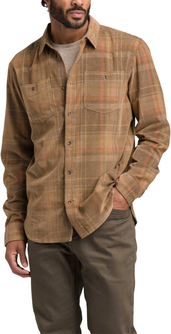 prAna Men's Dooley Long Sleeve Button Down Shirt product image