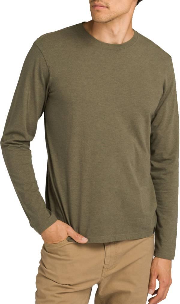 prAna Men's Long Sleeve Crew T-Shirt product image