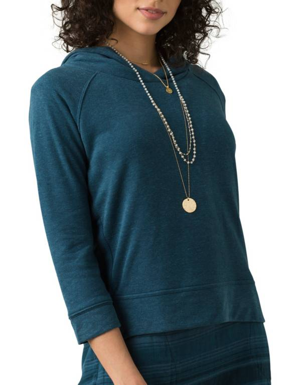prAna Women's Cozy Up Summer ¾ Sleeve Pullover product image