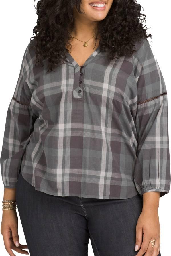 prAna Women's Plus Size Elena Long Sleeve Shirt product image