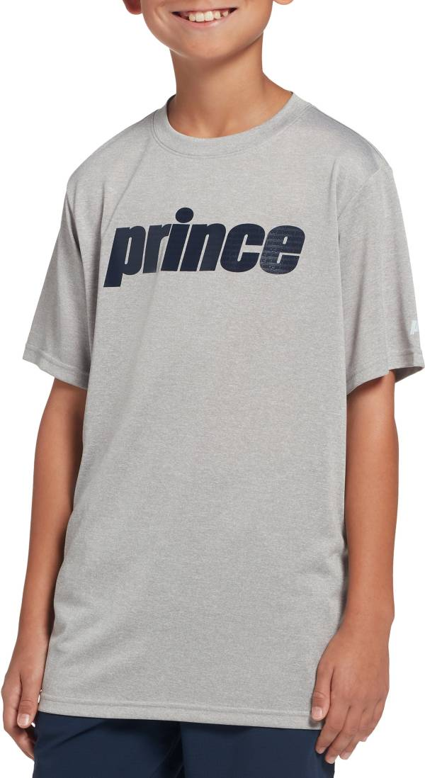 Prince Boys' Graphic Heather Tennis T-Shirt product image