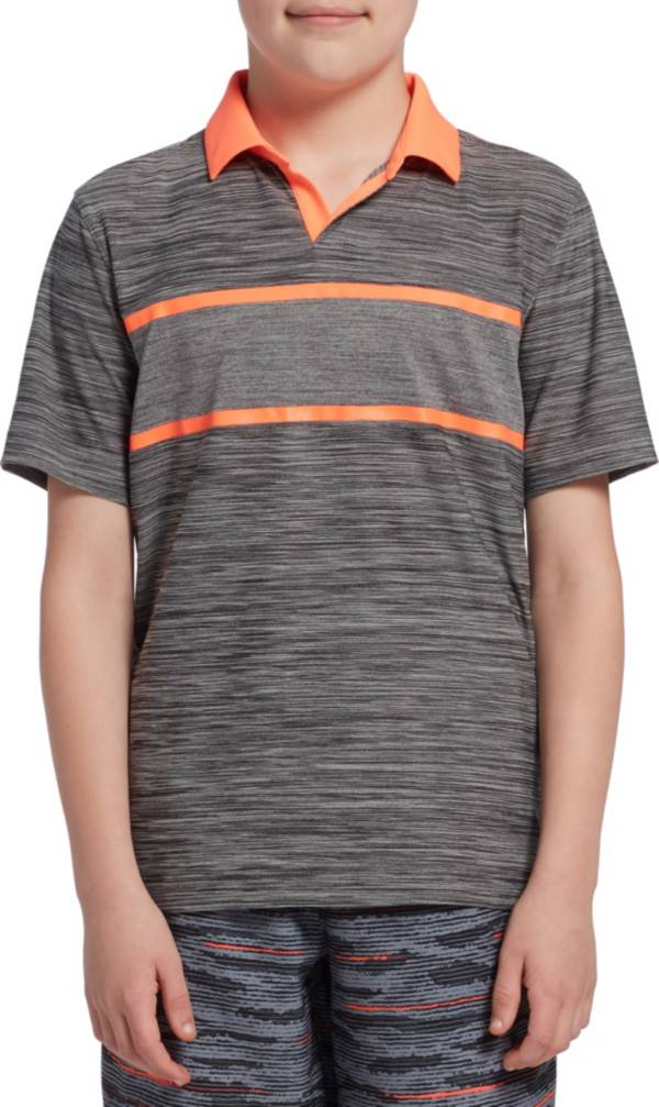 Prince Boys' Stripe Johnny Collar Tennis Polo product image