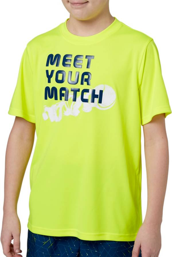 Prince Boys' Graphic Tennis T-Shirt product image