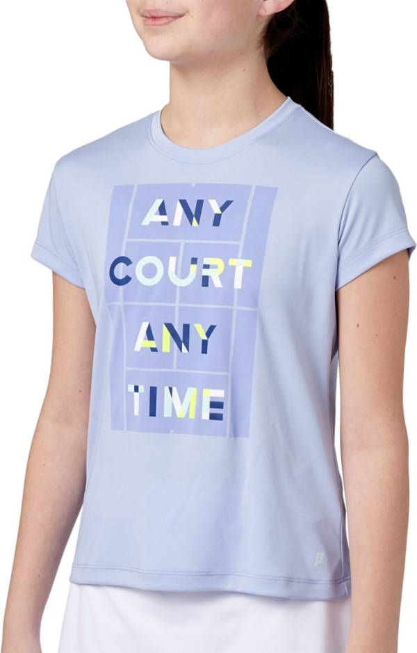 Prince Girls' Graphic Tennis Tee product image