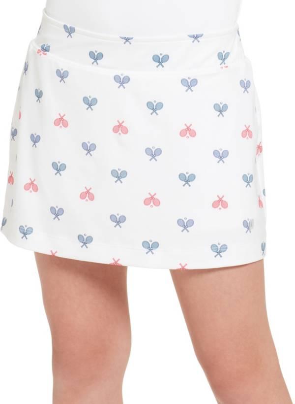 Prince Girls' Racquet Print Tennis Skort product image