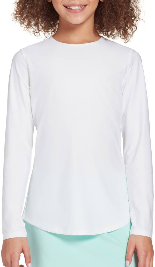 Prince Girls' UV Long Sleeve Tennis Shirt product image