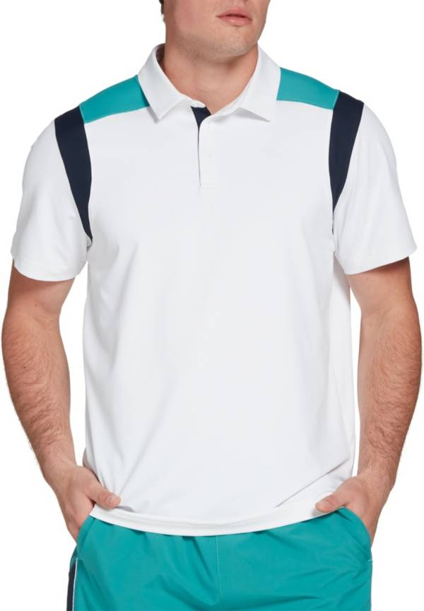 Prince Men's Color Block Tennis Polo product image