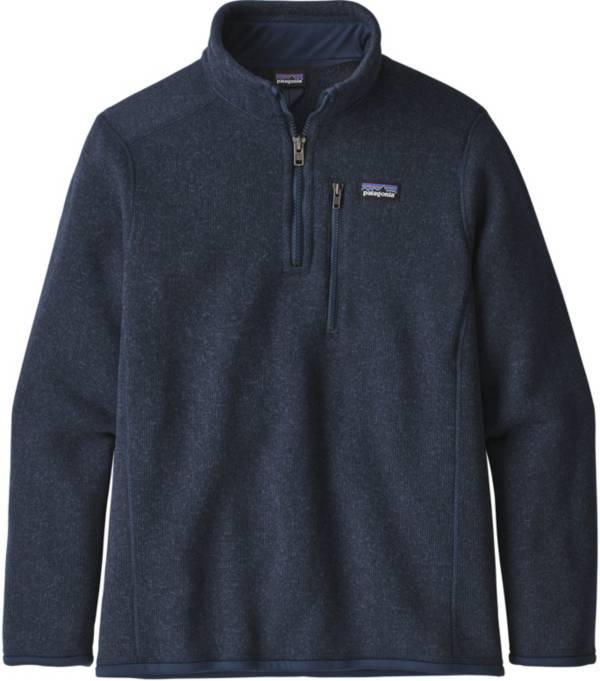 Patagonia Boys' Better Sweater ¼ Zip Fleece product image