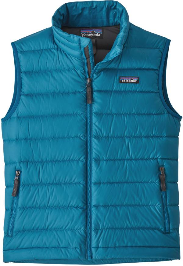 Patagonia Boys' Down Sweater Vest product image