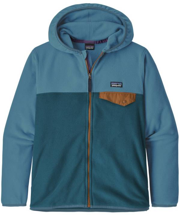 Patagonia Boys' Micro D Snap-T Fleece Jacket product image