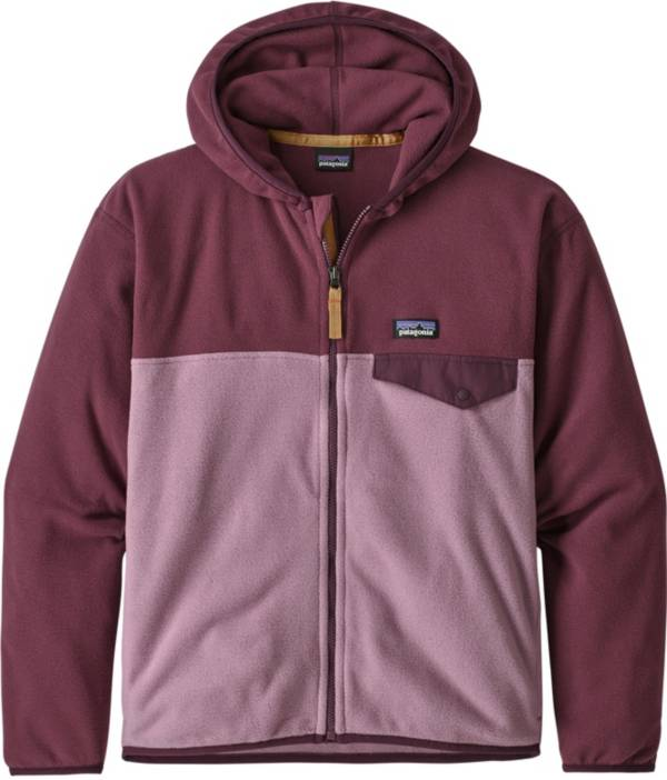 Patagonia Girls' Micro D Snap-T Fleece Jacket product image