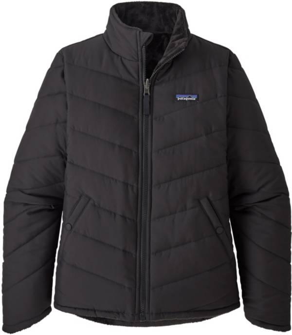 Patagonia Girls' Reversible Snow Flower Winter Jacket product image