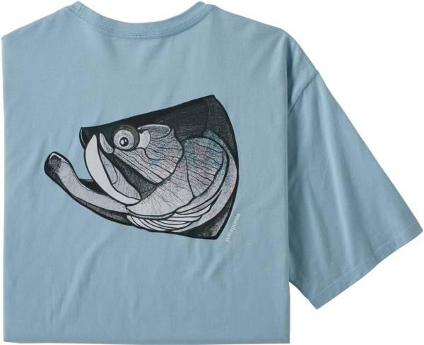 Patagonia Men's Fish Noggins Organic Short Sleeve T-Shirt product image