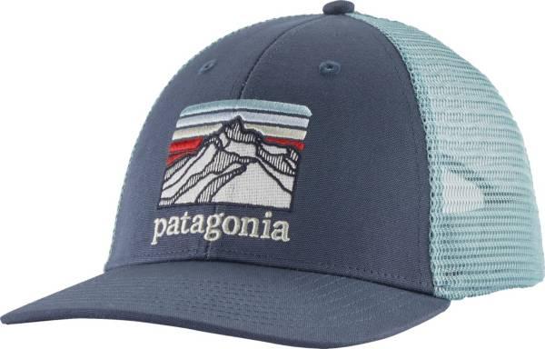 Patagonia Line Logo Ridge LoPro Trucker Hat product image