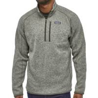 Deals on Patagonia Mens Better Sweater 1/4 Zip Pullover