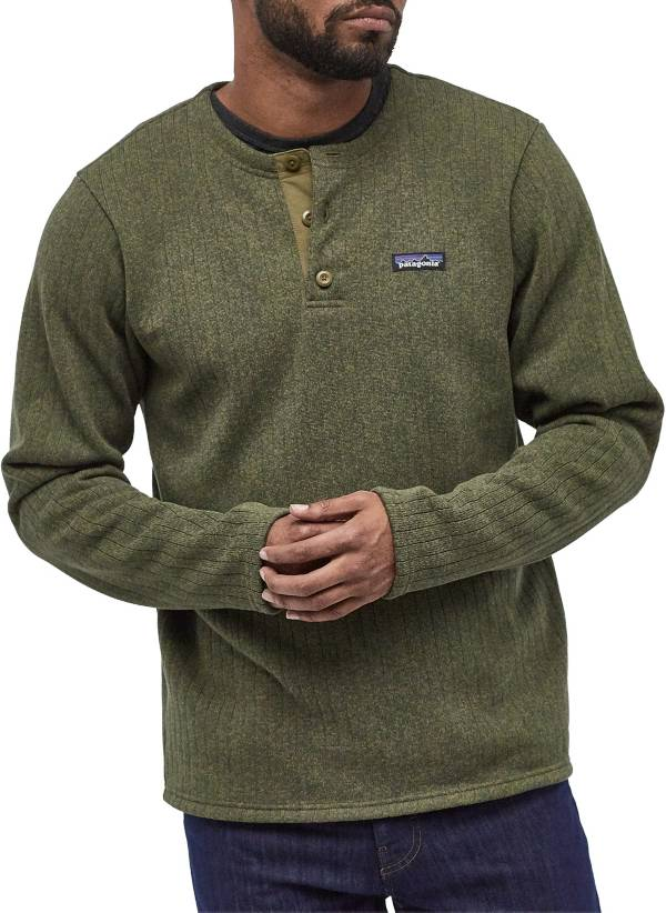Patagonia Men's Better Sweater Henley Pullover product image