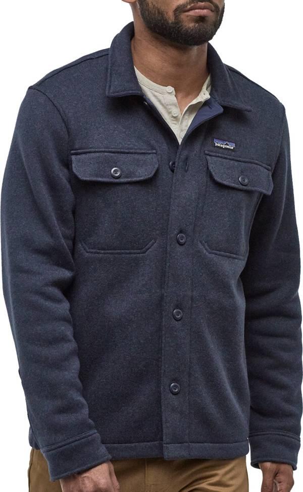 Patagonia Men's Better Sweater Shirt Fleece Jacket product image