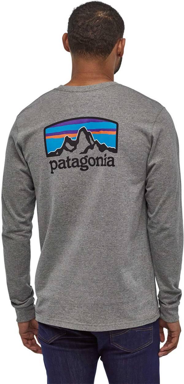 Patagonia Men's Fitz Roy Horizons Responsibili-Tee Long Sleeve T-Shirt product image