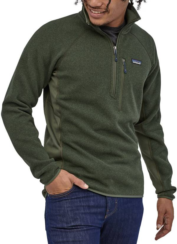 Patagonia Men's Performance Better Sweater 1/4 Zip Pullover product image