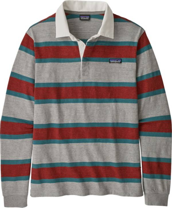 Patagonia Men's Rugby Lightweight Long Sleeve Shirt product image