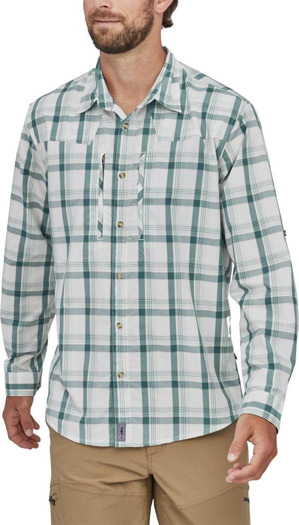 Patagonia Men's Sun Stretch Long Sleeve Button Down Shirt product image