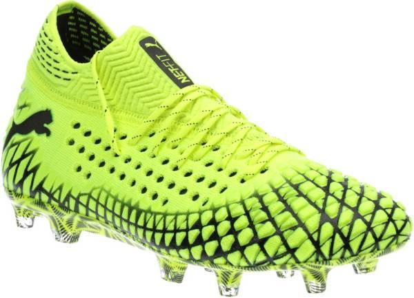 Puma Soccer Cleats PUMA Men's Future 4.1 Netfit FG/AG Soccer Cleats | DICK'S Sporting ...