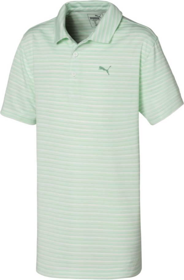 PUMA Boys' Short Sleeve Links Golf Polo product image