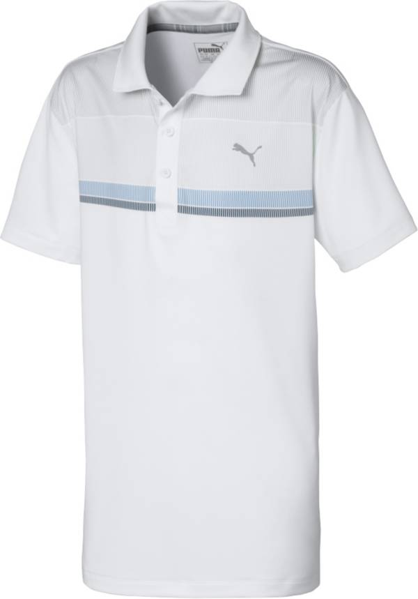 PUMA Boys' Road Map Golf Polo product image