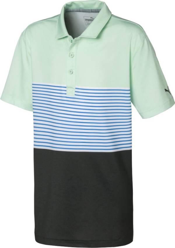 PUMA Boys' Taylor Golf Polo product image