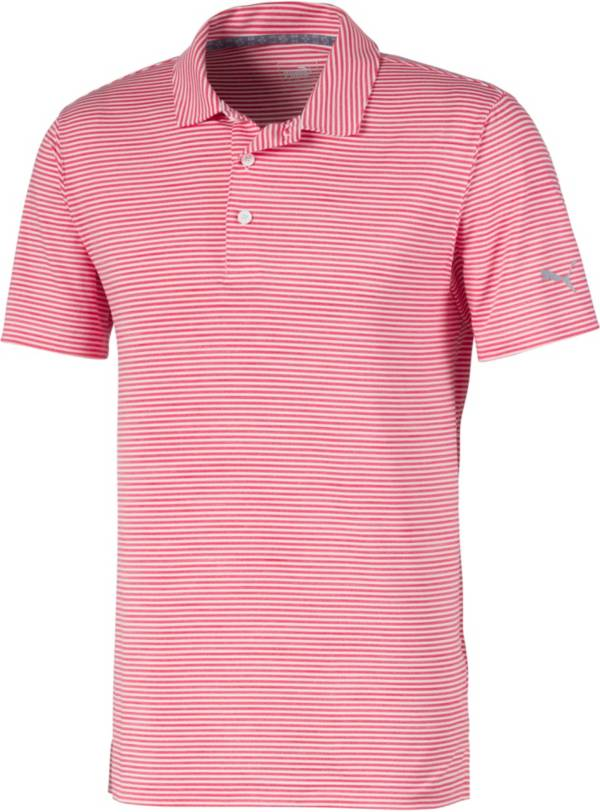 PUMA Men's Caddie Stripe Golf Polo product image