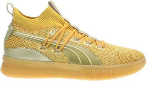 huge selection of 823c2 d32ad PUMA Men s Clyde Court Basketball Shoes