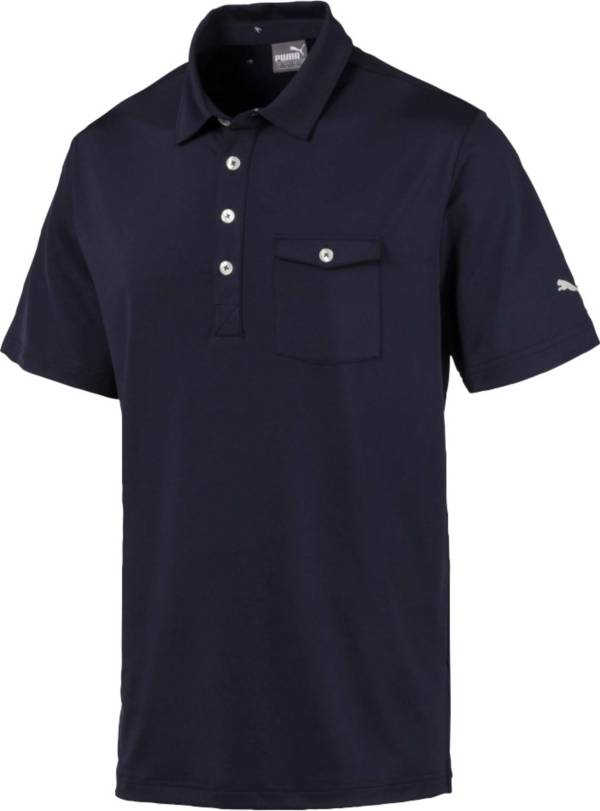 PUMA Men's Donegal Golf Polo product image