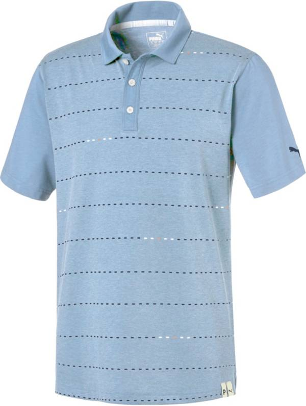PUMA Men's Fusion Dot Golf Polo product image