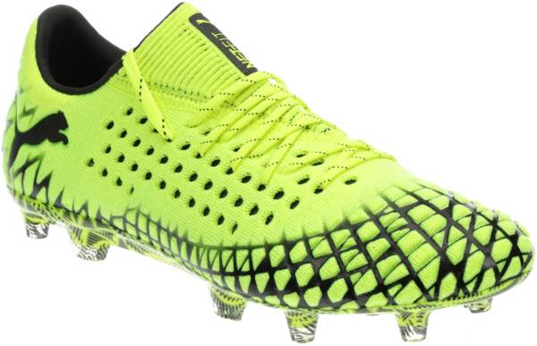 PUMA Men's Future 4.1 Netfit Low FG/AG Soccer Cleats product image